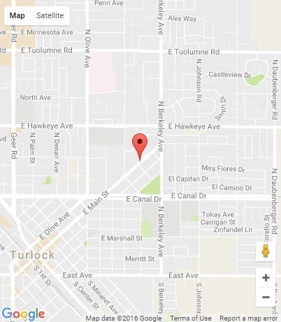 1117 E Main St. Turlock CA